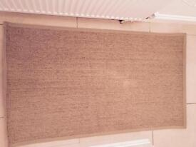 Hard wearing Osted woven rug
