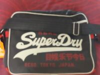 Mans/Boys Superdry Bag BNWT