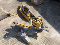Dewalt DW718 110V Mitre Saw