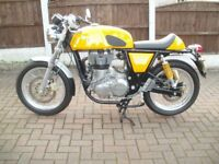 ROYAL ENFIELD 535 CONTINENTAL GT .. 2014