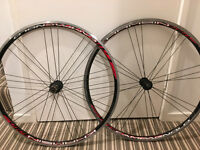 Campagnolo Khamsin G3 700c clincher wheelset wheels