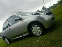 NISSAN MICRA 1.2 AUTOMATIC 3DR GRANT MCALLIN EDITION 24K 2004