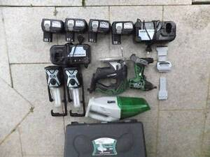 Hitachi 18v NEW BATTERIES cordless tools Byford Serpentine Area Preview