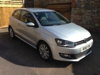VW Polo - Leather Interior/Sports Seats. Excellent condition
