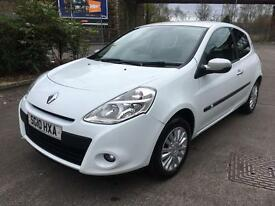 Stunning 2010 10 Renault Clio 1.2 IMusic 3Dr **2 Owners+1 Years Mot+Full History+Great Spec**