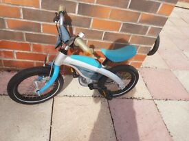 Original BMW kids bike for ages 3-6