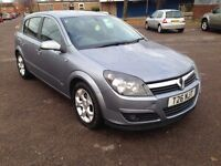 Vauxhall astra 1.6 petrol 5 doors 10 month MOT