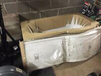 For Sale Brand New Concept Shower Bath + Brand New Lewis Cooke Ricci Bath Shower Mixer
