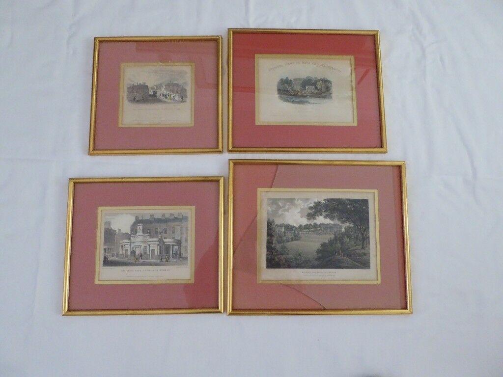 2 sets of prints