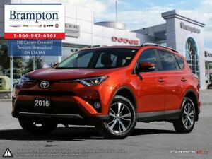 2016 Toyota RAV4 XLE | 1 OWNER TRADE-IN | BACKUP CAM | BLUETOOTH