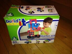 ELC Build It Starter Set 80+ pieces
