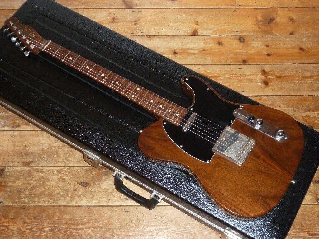 Fender Rosewood Telecaster 1985 made in Japan | in Hounslow, London |  Gumtree