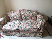 Comfy 2 seater sofa