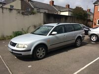 Diesel Volkswagen Passat 1.9Tdi px engine Estatw with long mot , drives well px welcome