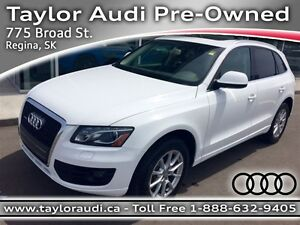 2012 Audi Q5 2.0T Premium Plus, PANO ROOF, NO ACCIDENTS
