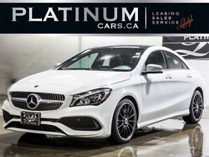 2018 Mercedes-Benz CLA CLA250 4MATIC,AMG, P