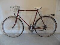 "Classic/Vintage/Retro Challenge Bullet 24.5"" Racing/Road Bike"