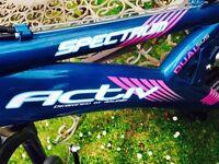 Raleigh Spectrum Women's Dual Suspension Mountain Bike - 16 Inch