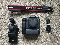 Canon 5D Mark II (With Battery Grip)