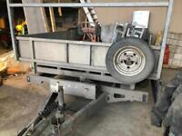 Tipping Trailer & Plant Trailer
