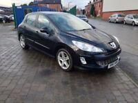2010 (10 reg), Peugeot 308 1.6 VTi Sport 5dr Hatchback, £2,295 p/x welcome