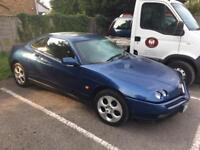 1997 Alfa Romeo gtv t Spark coupe low miles