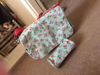 Cath Kidston Floral Baby Change Bag