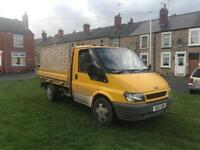 2001 ford transit 2.4 Dropside £995 3 months mot drives perfect