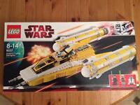 STAR WARS LEGO - Anakin's Y -wing Starfighter (8037)