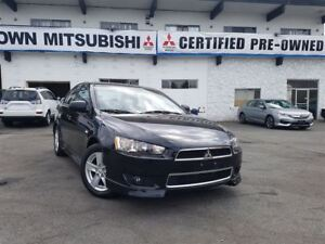 2013 Mitsubishi Lancer SE LTD; 10th Anniversary Edition!