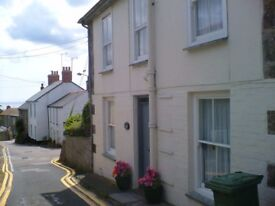 Lovely two bedroom cottage in Mousehole. Christmas and New Year available