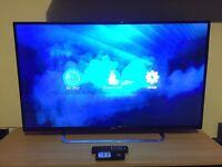 42' HD JVC Television