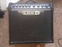 LINE 6 SPIDER III 15 WATT (MANUAL AND JACK CABLE INCLUDED)