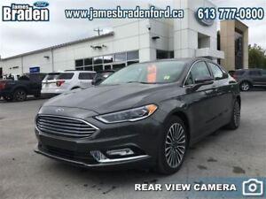 2017 Ford Fusion SE - Bluetooth -  Siriusxm