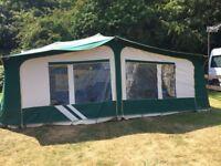 Pennine Pathway Trailer Tent 600tc