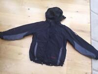 Mens dark grey ski jacket - White Rock - Large
