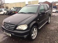 Mercedes ML320 Automatic