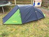 Storm shield 2 person tent by Blacks
