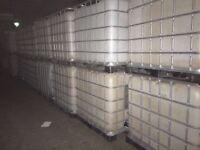 Ibc 1000 litre tanks