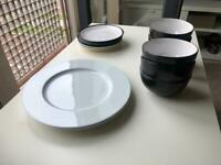 Plates and Bowl set
