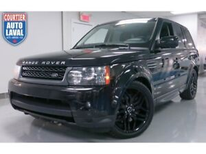 2011 Land Rover Range Rover Sport HSE - EXT. LEATHER - 360 CAM -