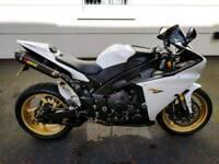 2012 Yamaha Big Bang Traction & Power Modes Model