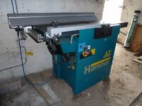 Hammer model A3-31 woodworking planer-thicknesser