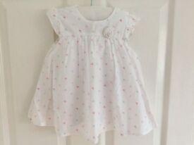 Baby girl summer dress 3-6 months