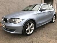 BMW 116 SPORT , 2009 REG ** FINANCE AVAILABLE ** LOW MILES + FULL HISTORY ** YEARS MOT ** WARRANTY