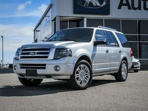 2013 Ford Expedition Limited | Nav| Heated Leather Seats|