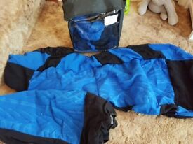 Sporty Blue car seat covers