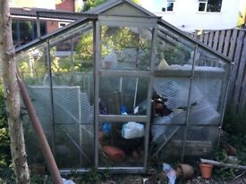 Greenhouse - Free to a new home