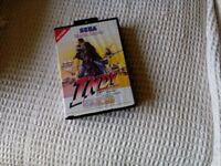 Sega Master System Game