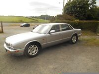 2001 JAGUAR XJ 4.0 V8 SOVEREIGN AUTO MOTD AUG 17 UP TO DATE SERVICE HISTORY VERY CLEAN FOR AGE